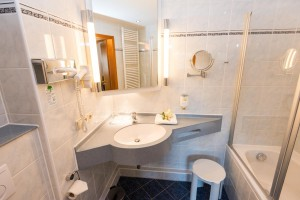 HOTEL AM FEUERSEE - Suite Bad