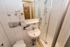 HOTEL AM FEUERSEE - Einzelzimmer Standard Bad