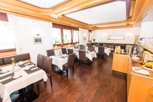 Hotel am Feuersee - Frühstückszimmer